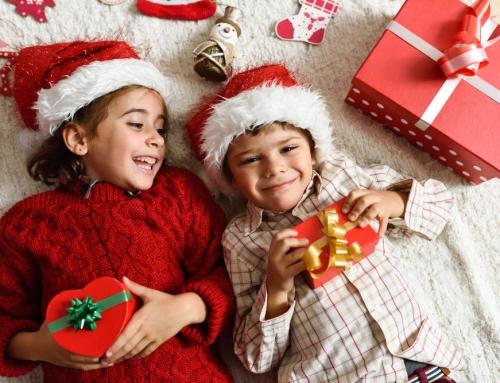 Regula Celor 4 Cadouri: Idei de Cadouri Pentru Copii de Toate Varstele